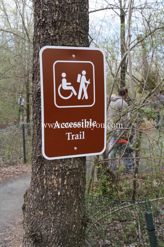 accesible trails