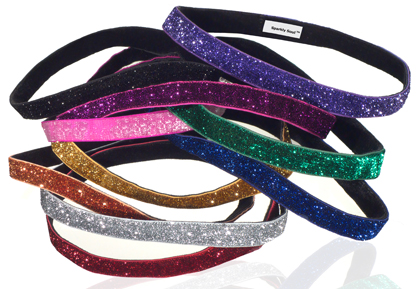 sparkly soul headbands