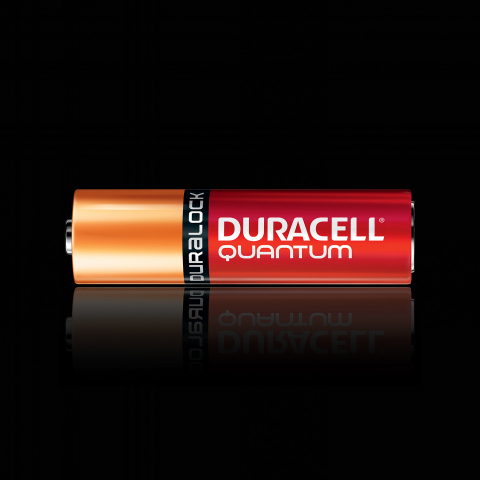 DURACELL QUANTUM Horizontal Duracells Quantum Battery NYC Event with Tim McGraw!