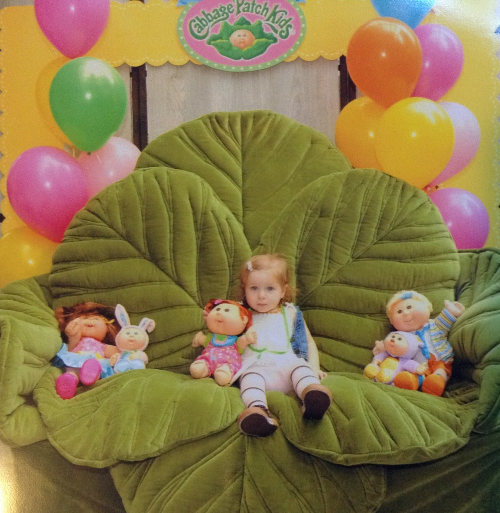 Happy 30th Birthday Cabbage Patch Kids Cpk30th Sweet