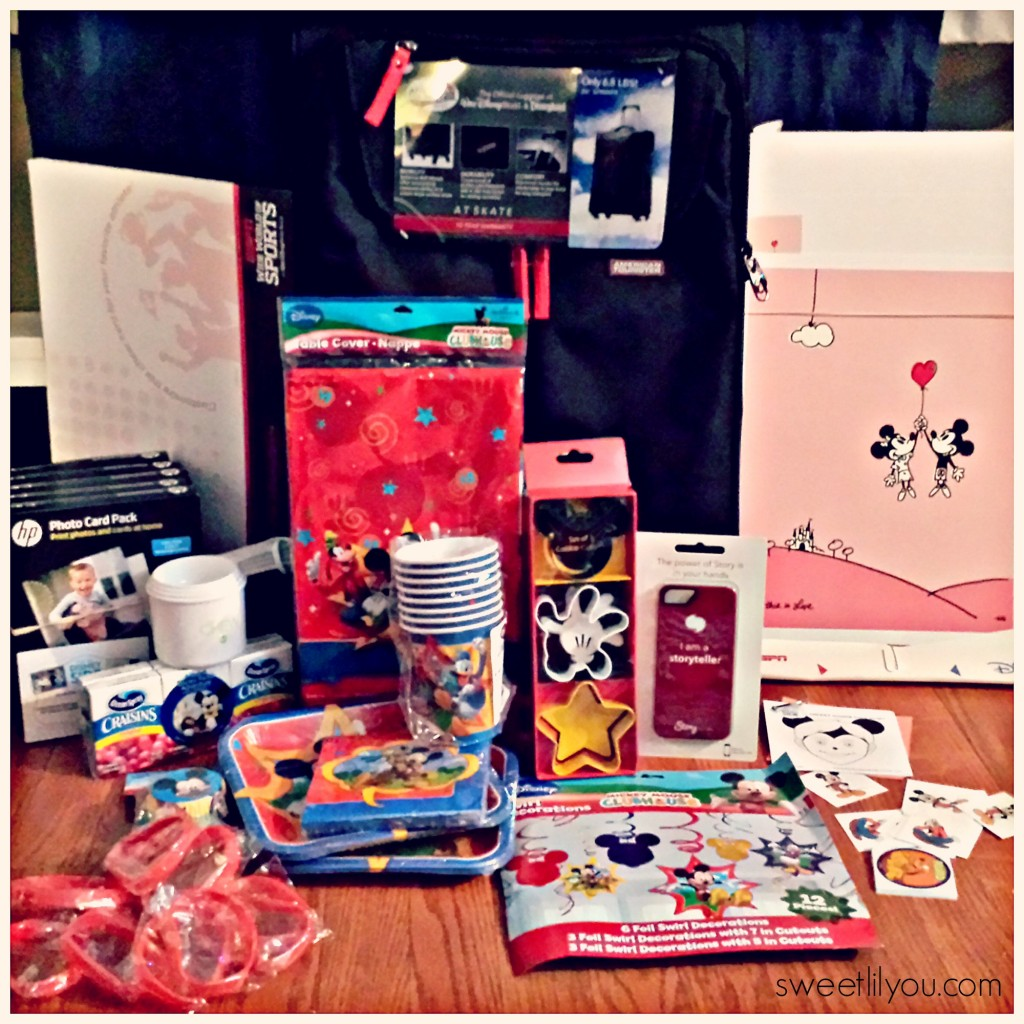 #DisneySide at home celebration Hostess Kit #Sponsored