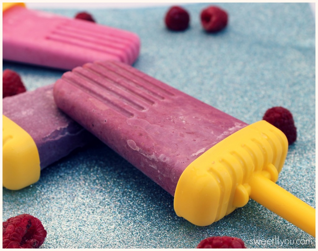Berries and Cream Ice Cream Pops Featuring Turkey Hill All Natural Ice ...