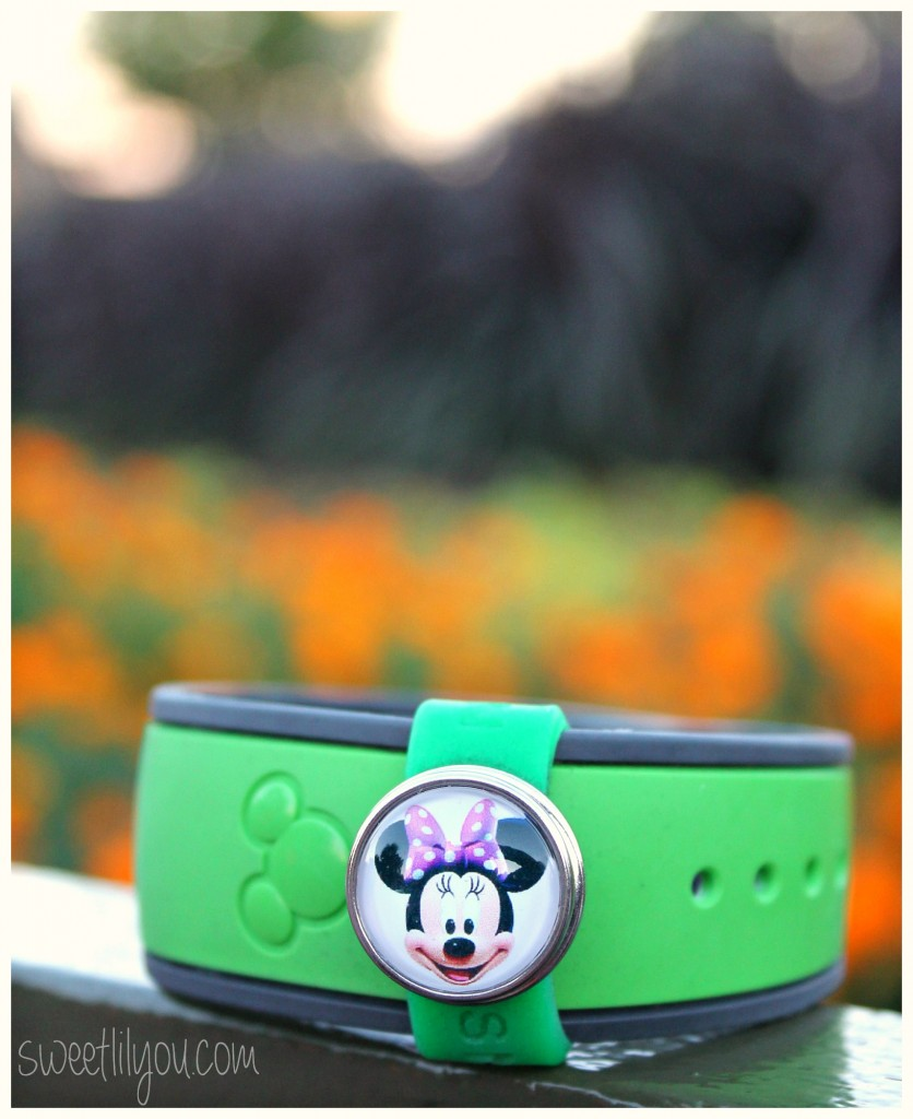 minnie mouse snapdragon snaps magic bands