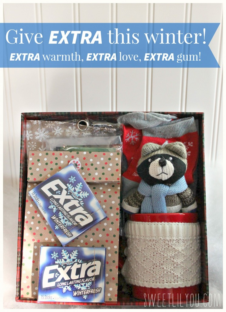 Give Extra this winter!  #ExtraGumMoments #ad