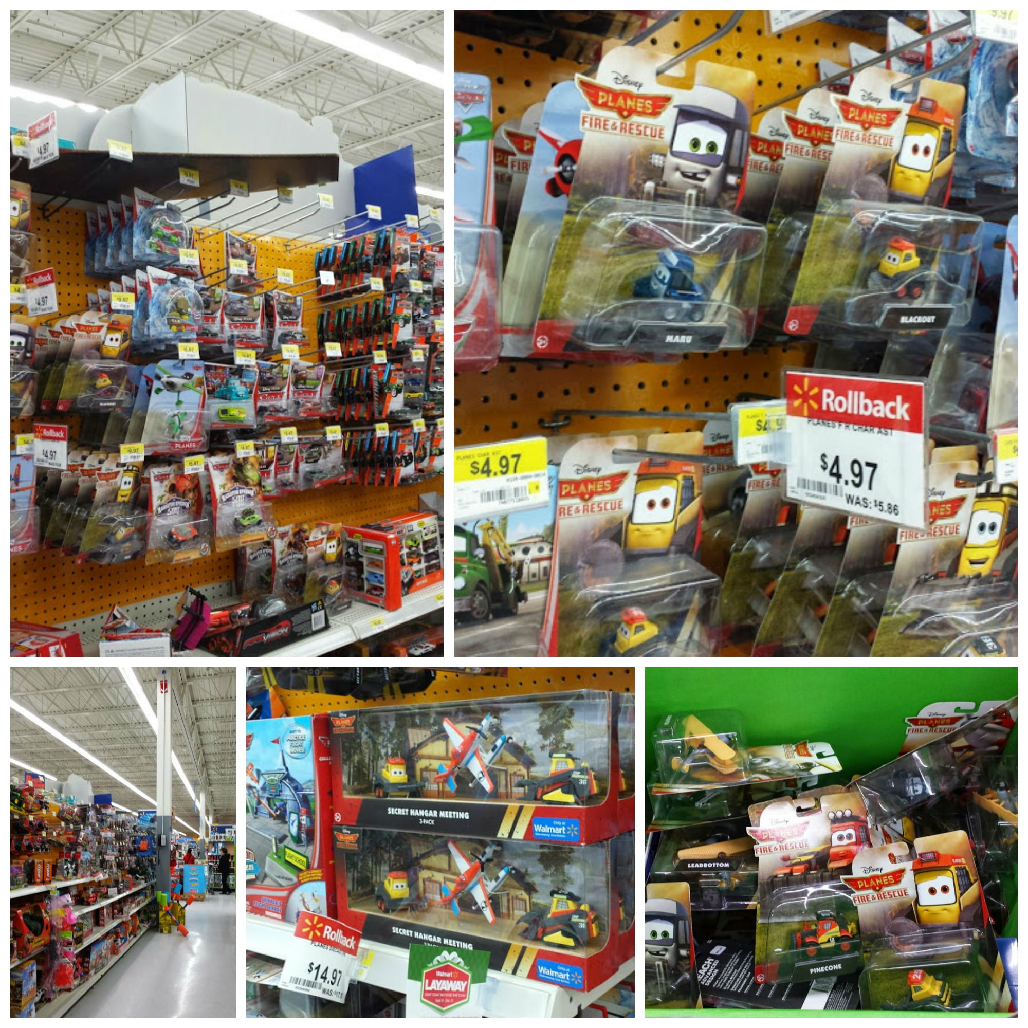 Toys For Walmart : Disney planes themed christmas tree planestotherescue