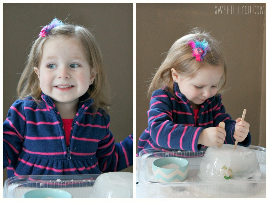 Fun sensory activities for toddlers
