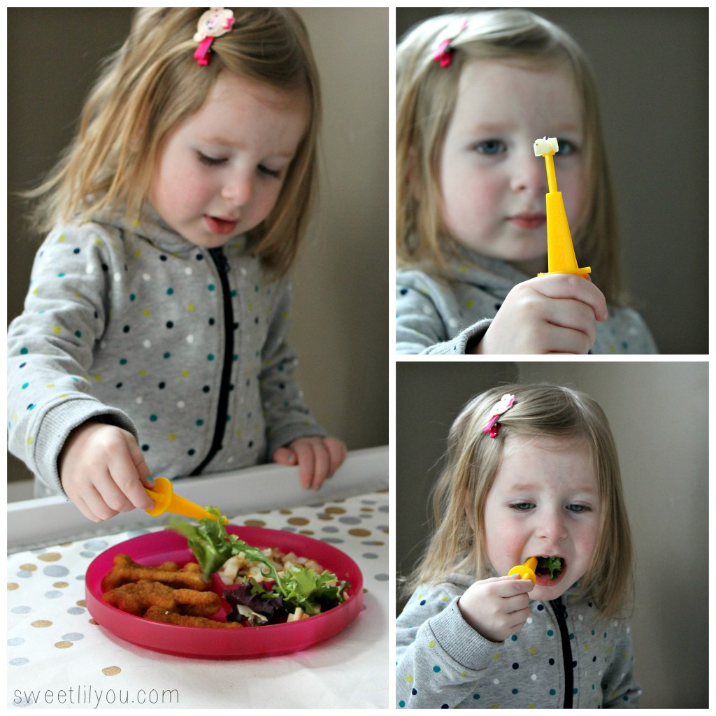 Pick Ease for picky toddlers
