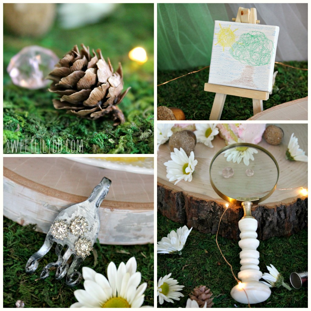 Details from our Tinker Bell And The Legend of the NeverBeast party! From SweetLilYou.com