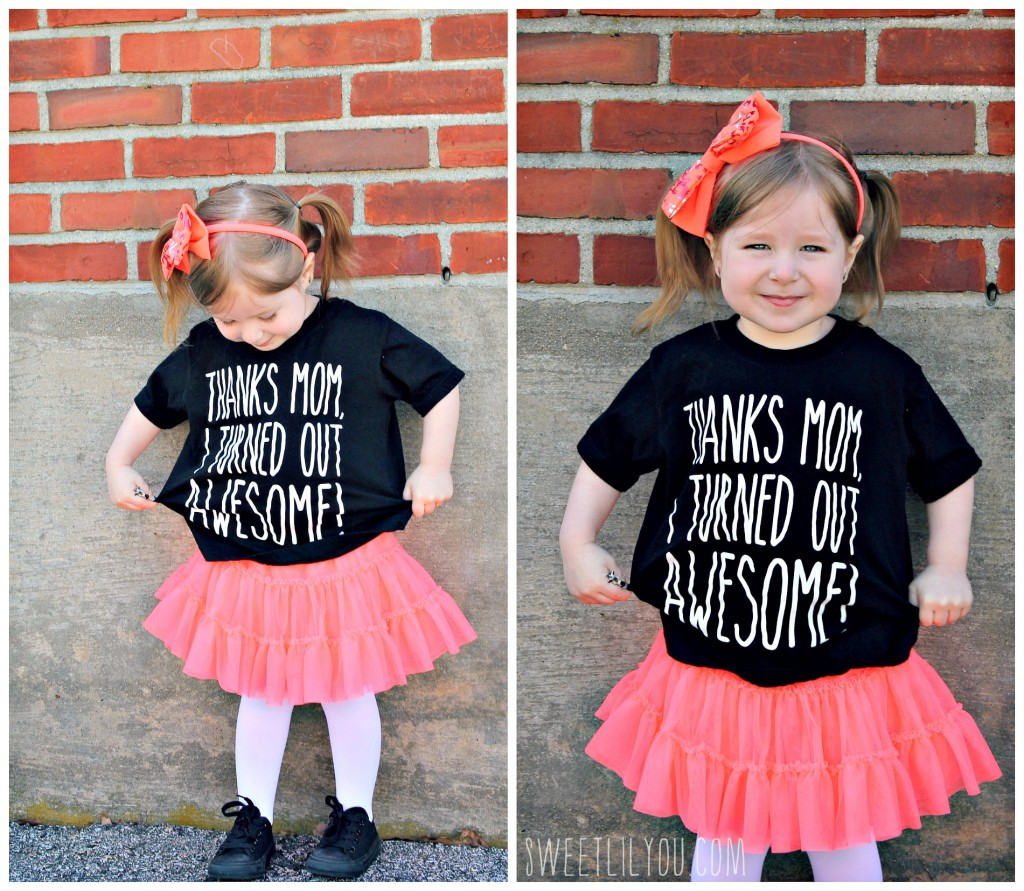 Mothers Day Fashion for Kids