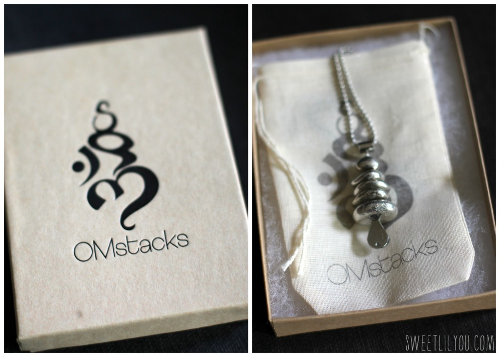 OMstacks PRANA Necklace Giveaway