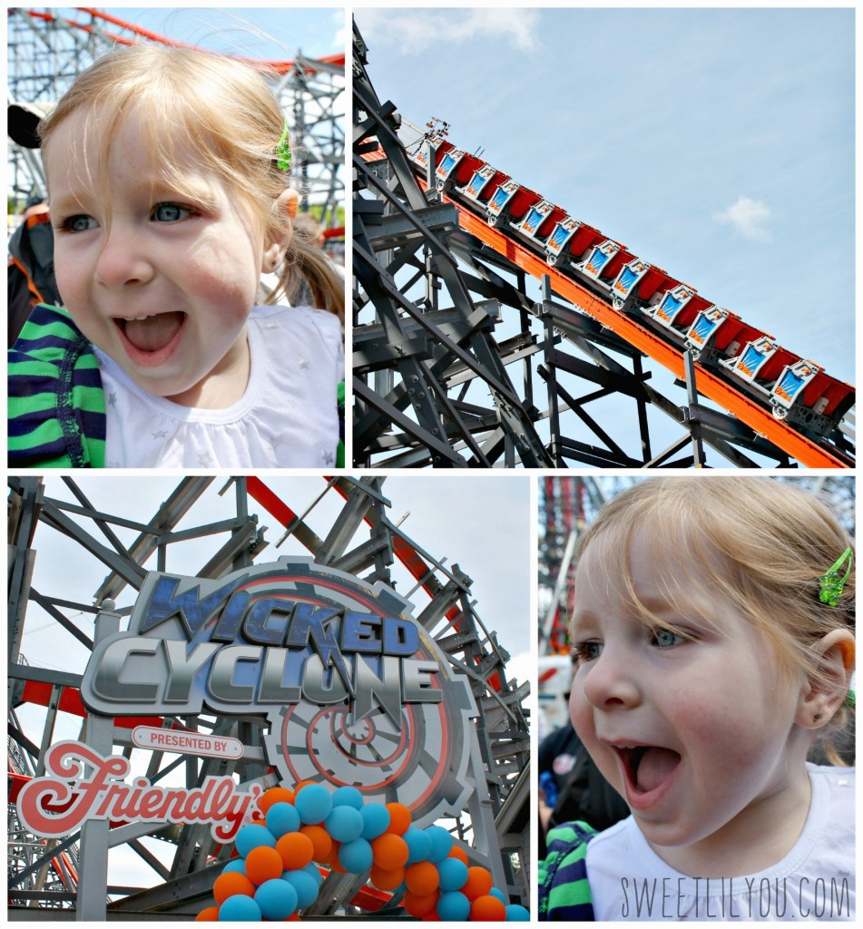 We were all excited about WIcked Cyclone!