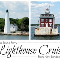 Cross Sound Ferry Lighthouse Cruise New London, CT Long Island Ferry