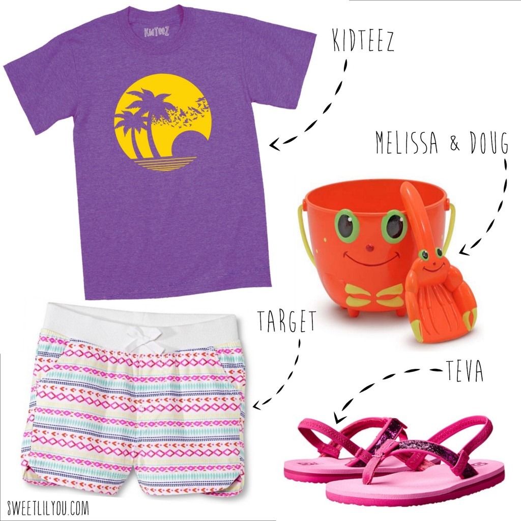 Surf Style for Toddler Girls