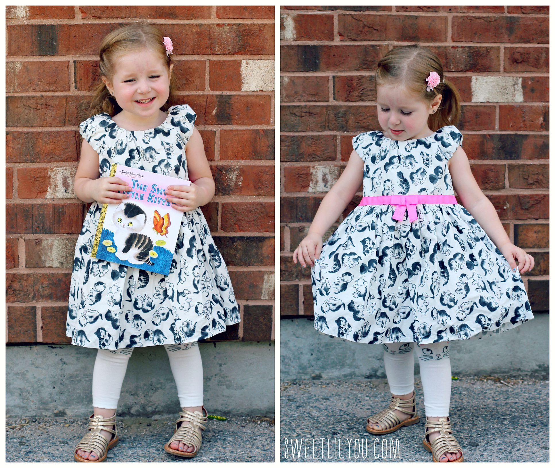 Microfashion Monday: The Shy Little Kitten at Target - sweet lil you