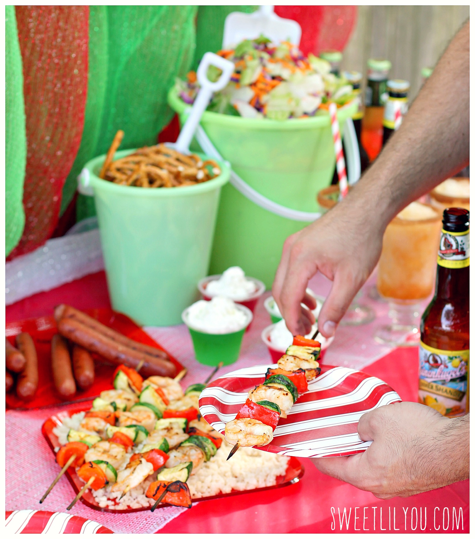 Delightful Christmas In July Party Food Ideas Part - 12: New--year.info