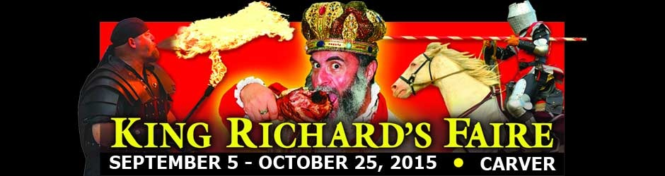 king richards faire giveaway