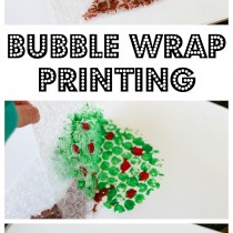 Bubble Wrap Printing
