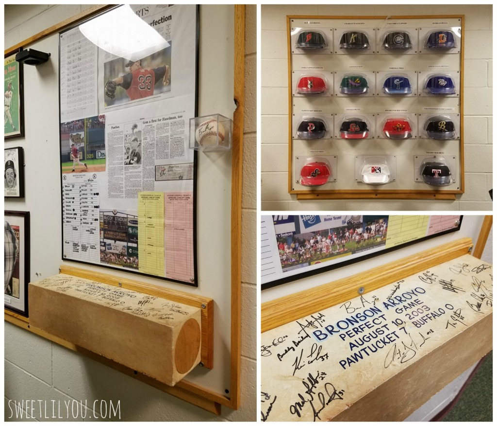 PawSox Hall of Fame