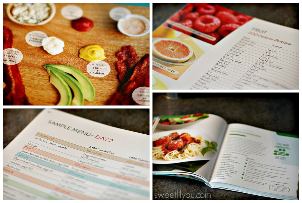 Perfect Portion Pages