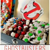Ghostbusters Snack Mix Trio