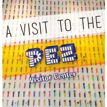 A Visit To The PEZ Visitor Center