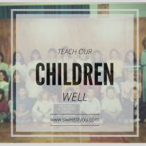 teach-our-children-well