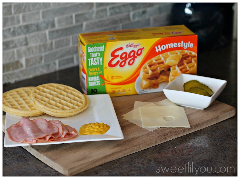 Eggo Cuban Ingredients