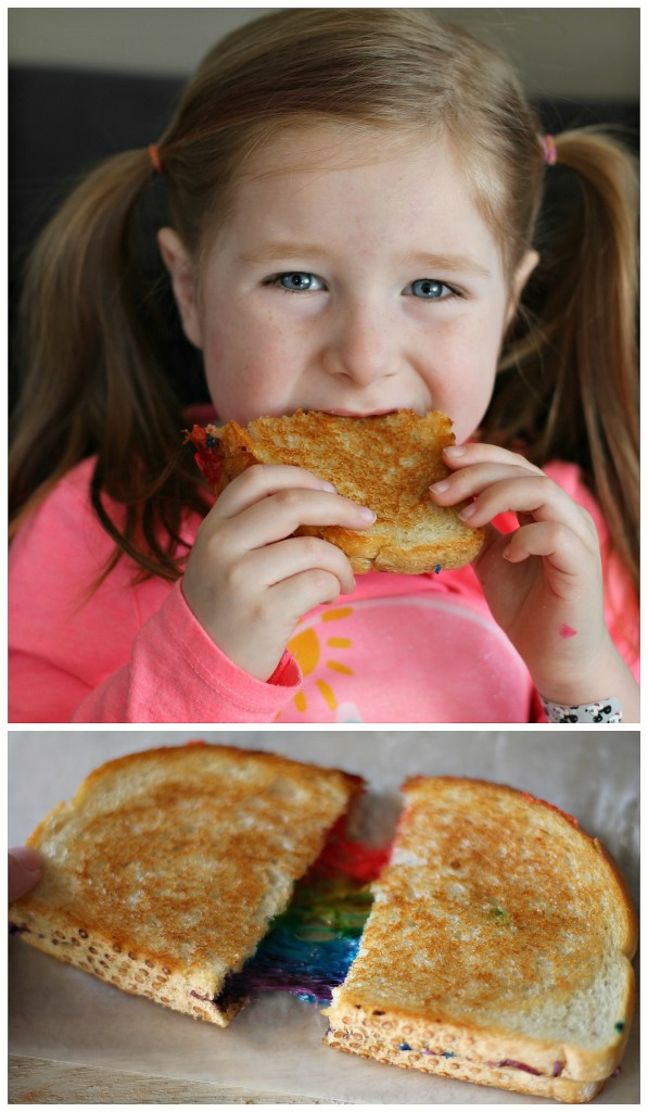 grilled cheese for kids