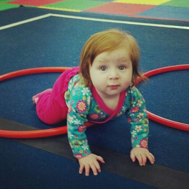 Avery hula hoop