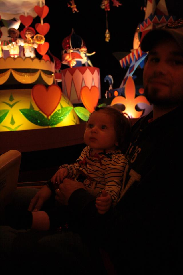 its a small world disney baby