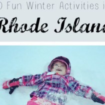 winter activities Rhode Island