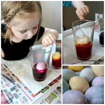 East Egg Dye from eco-eggs