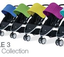 Britax B-Agile 3 Shower collection New colors!