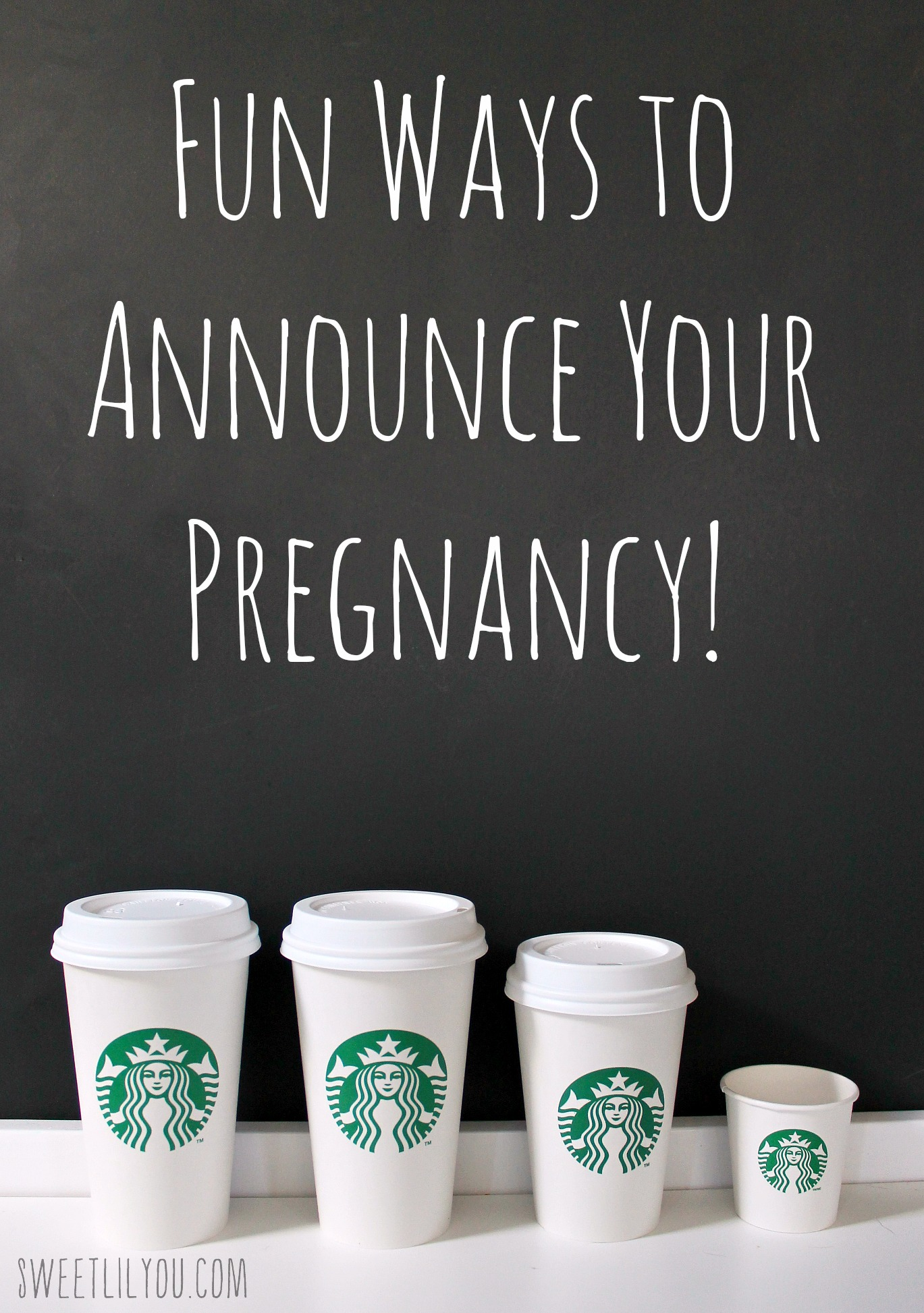 Ways To Read Tarot Cards: Fun Pregnancy Announcement Ideas