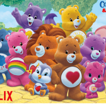 Care Bears & Cousins with Netflix and CB Logo