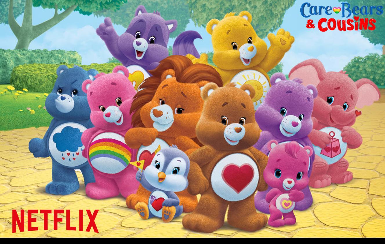 Care Bears Amp Cousins Season 2 Sweet Lil You
