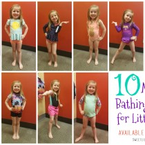 10 Modest Bathing Suits for Girls - Target