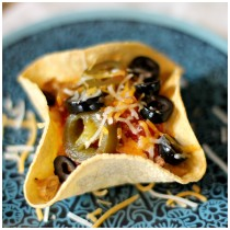 Easy Nacho Cups - Appetizer Recipe