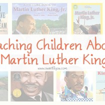 Teaching Children About Dr. Martin Luther King Jr