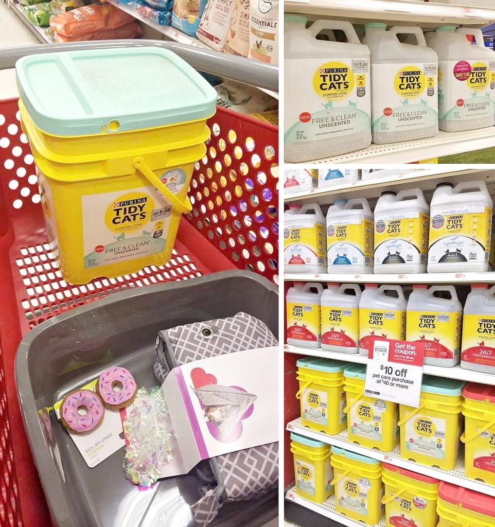 Tidy Cats at Target