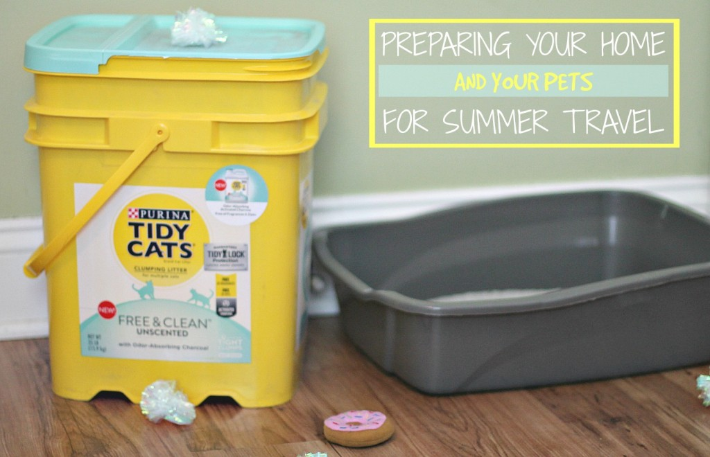 pREPARING YOUR HOME AND PETS FOR SUMMER TRAVEL